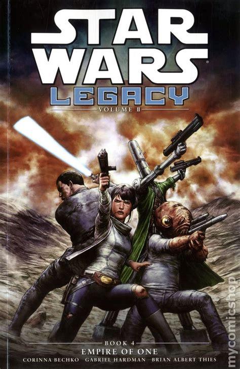 the valens legacy series volume 4 books wars legacy tpb 2013 2014 volume ii
