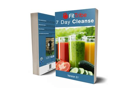 Maximized Living 7 Day Detox by The Fit Tribe Cleanse