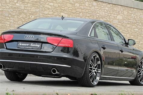 audi 4 2 v8 tuning upgraded audi a8 4 2 v8 by senner tuning hypercars le