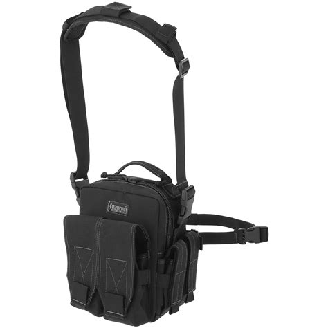 active shooter bags maxpedition active shooter shoulder bag mag ammo