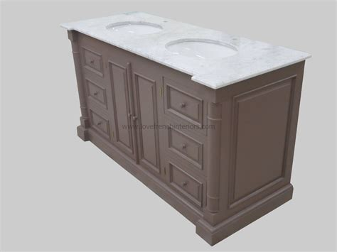 marble sink vanity unit bespoke sink vanity unit with solid marble top