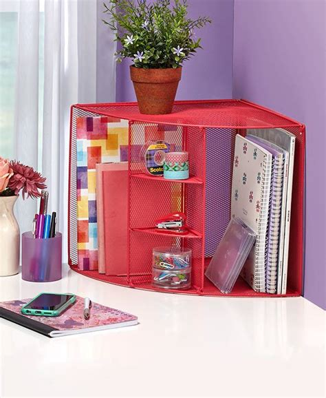organization desk best 25 desktop storage ideas only on