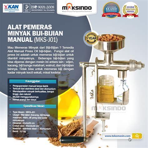Minyak Zaitun Di Tangerang jual alat pemeras minyak biji bijian manual di tangerang toko mesin maksindo bsd tangerang