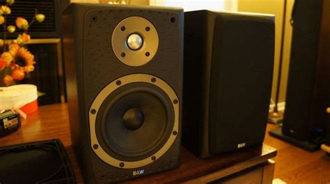 bowers and wilkins b w dm303 bookshelf speakers for sale