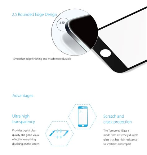Hippo Sapphire Iphone 6s Plus Tempered Glass 2 5d 9h 0 3mm buy 0 05mm ultimate thin sapphire tempered glass