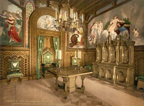 schloss neuschwanstein innen schlo 223 neuschwanstein artist artist als kunstdruck oder