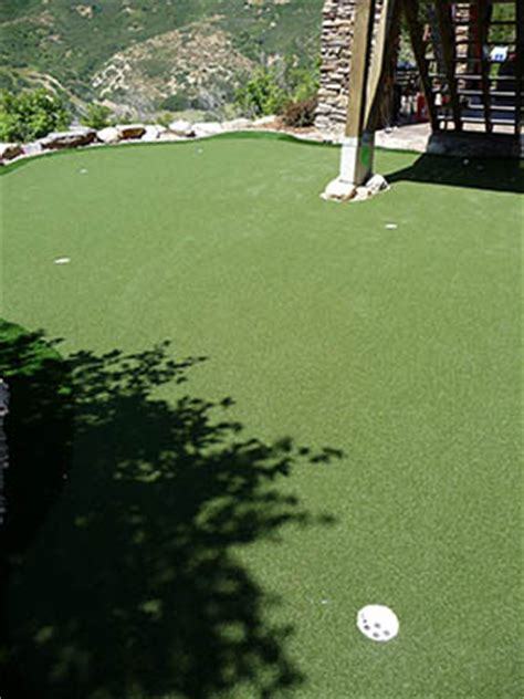 backyard putting green accessories photo gallery sport court southern california southern
