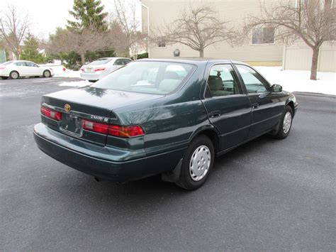 Toyota Camry 1998 1998 Toyota Camry Pictures Cargurus
