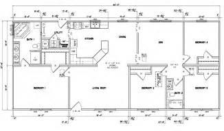 4 bedroom ranch modular homes floor plans trend home gallery for gt 4 bedroom ranch house floor plans