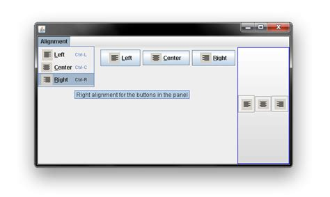 java swing actionlistener multiple buttons java how do you create an actionlistener for multiple