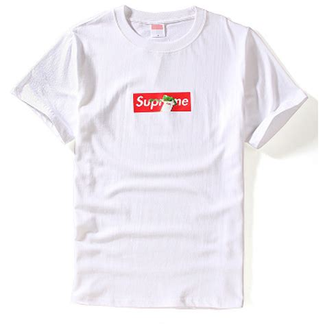 supreme shirt image gallery kermit supreme box logo