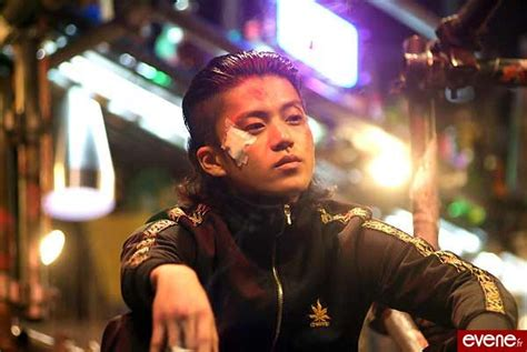 karakter film genji crows zero fashion style juni 2013