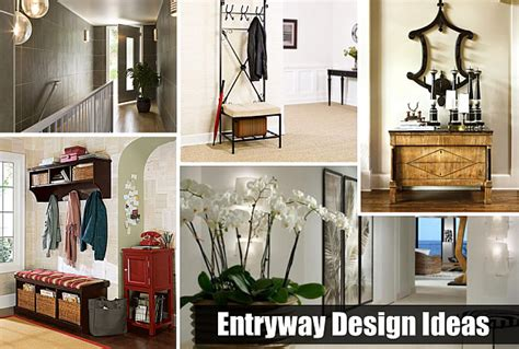 how to decorate an entryway 20 fabulous entryway design ideas