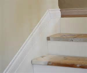 Stairs Moulding by Cutting Corners Ana White Woodworking Projects