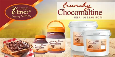 Dip Glaze Elmer toko elmer chocolate official shop shopee indonesia