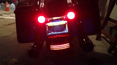 harley davidson led brake light harley brake light upgrade