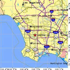 Gardena Zip Code Gardena California Ca Population Data Races Housing