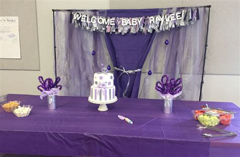 Purple Elephant Baby Shower Decorations by Purple Elephant Baby Shower Ideas Seeing