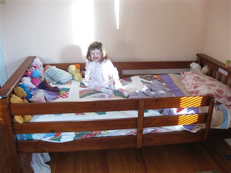 toddler twin bed with side rails diy twin bed with side rails scheduleaplane interior twin bed with rails for toddler