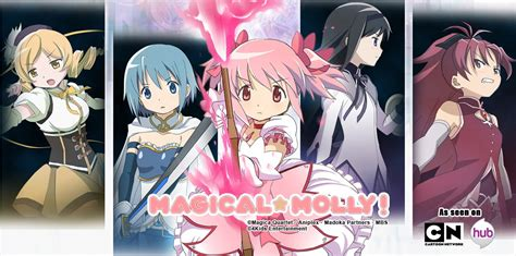 Anime 4kids by Magical Molly Promo Cover 4kids Entertainment