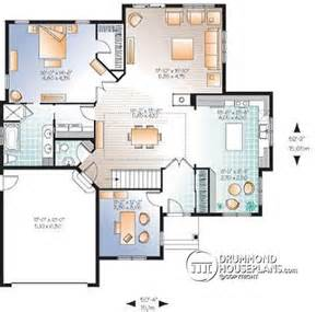 Homeplans House Plan W3222 V2 Detail From Drummondhouseplans Com