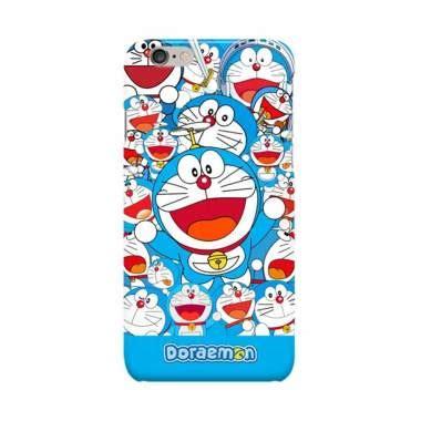 Casing Iphone 7 3d Apple And X Custom Cover jual indocustomcase doraemon apple iphone 5 5s