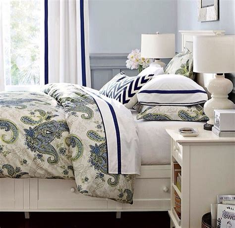 potterybarn bedding pottery barn bedding decor pinterest