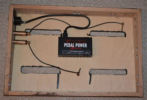 homemade pedal board design diy pedalboard build premier guitar