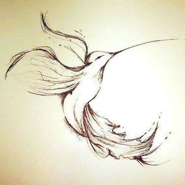 tattoo drawings designs and sketches hummingbird awesome pencil and in color