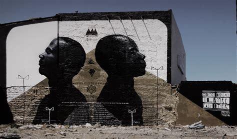 freddy sam inspiring social change  mural  time
