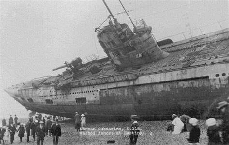 u boats were used primarily to ww1 centennial network english heritage to survey ww1