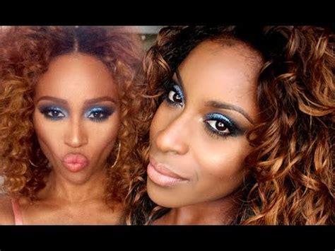 cynthia bailey lipstick colors celebrity inspired cynthia bailey makeup tutorial youtube