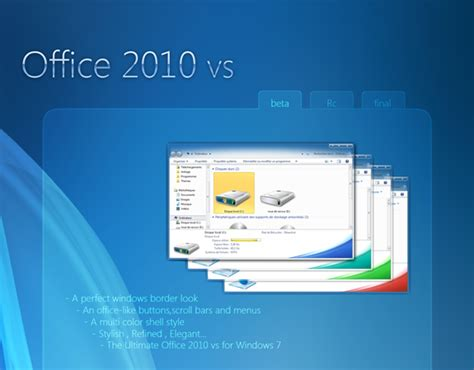 Office Pour Windows 7 by Winmacsofts