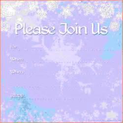 winter invitation template free 6 free invitation templates sales report template