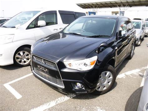 mitsubishi rvr 2010 japanese used mitsubishi rvr e 2010 suv for sale
