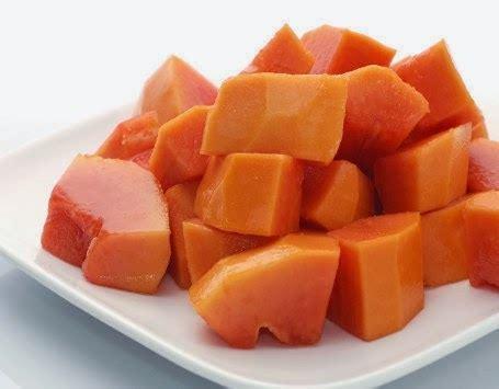 resep cara membuat manisan buah mangga pepaya dan kolang resep dan cara membuat manisan pepaya super mudah pola