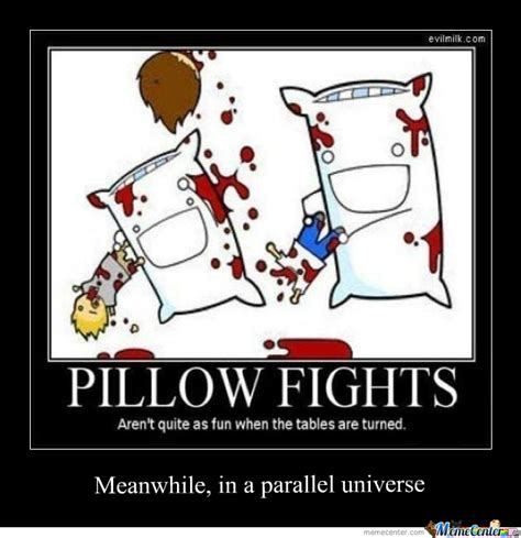 Pillow Meme - pillow fight by irakapla meme center