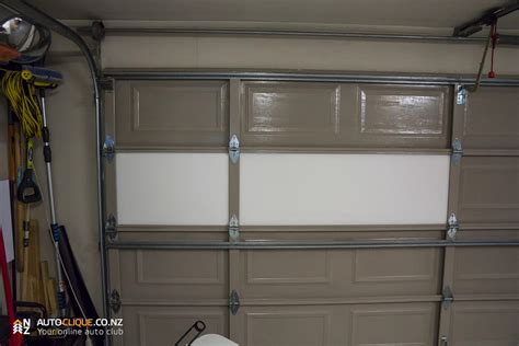 Garage Doors Kits Installing Garage Door Insulation Do You Need Garage Door Insulation Home General Contractor