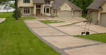 Best Solar Lights For Pathways - five budget friendly stamped concrete ideas the concrete network