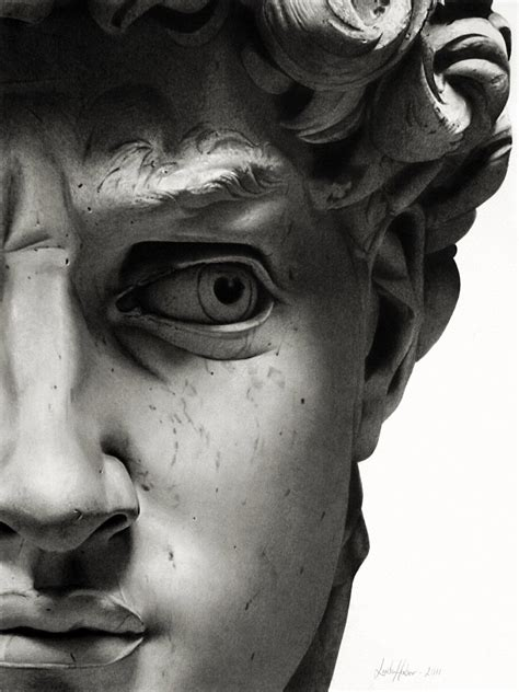 david sculpture the face of david by imaginee on deviantart