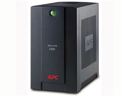 Apc Back Ups 1100va 230v Avr Universal And Iec Sockets Bx1100li harga jual apc bx1400u ms back ups 1400va 230v avr universal and iec sockets