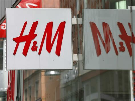 h m h m flagship in rome robbed business insider
