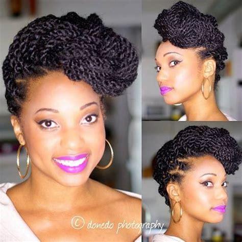 box braid hairstyles prom 249 best havana twists images on pinterest