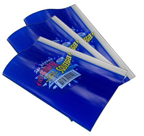 Scrapper Squeegee scraper squeegees for cleaning autos and windows at