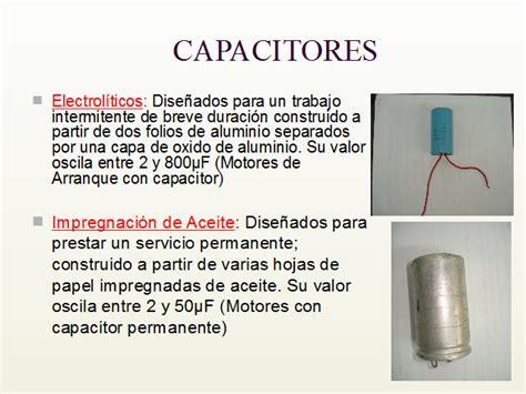 capacitor y condensador diferencia diferencia entre capacitor y resistor 28 images catalogo de motores de corriente alterna