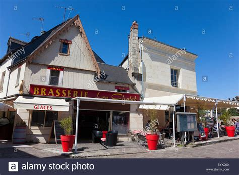 Azay Le Rideau Restaurant by Azay Le Rideau Stock Photos Azay Le Rideau Stock Images