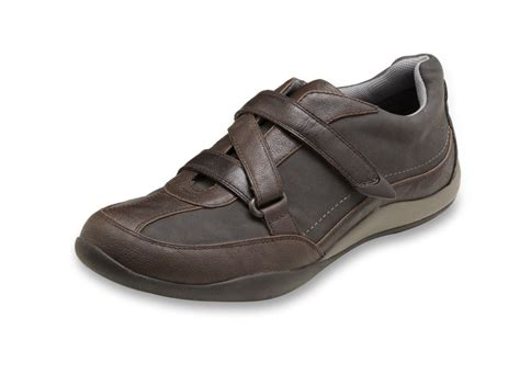 orthaheel bartlett slip on orthotic walking shoe free