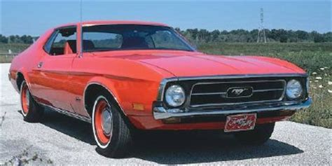 the 1972 ford mustang 1972 ford mustang styling and models howstuffworks