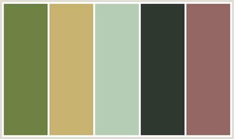 gate colour scheme colorcombo400 with hex colors 6e8243 c7b26f b6ceb6