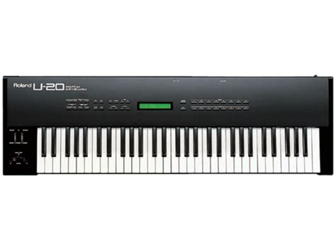 Keyboard Roland U20 u 20